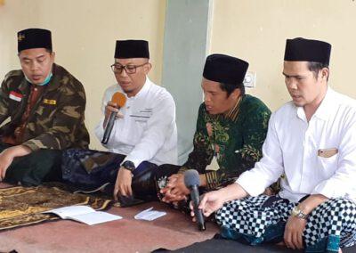 Desa Tangkil Peringati HSN di Kantor Desa